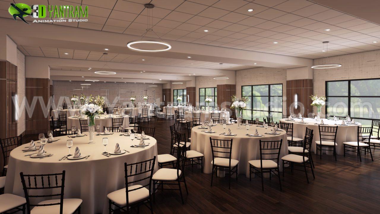 Lounge Bar - Restaurant design ideas - ZW3D CAD - CAD/CAM discussion ...