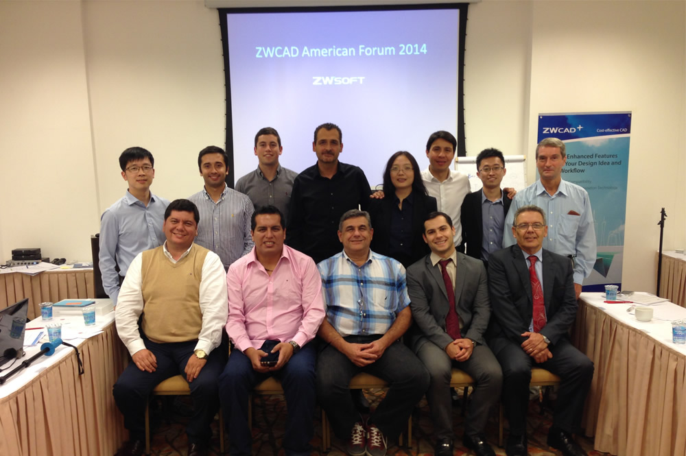 ZWCAD American Forum in Brazil