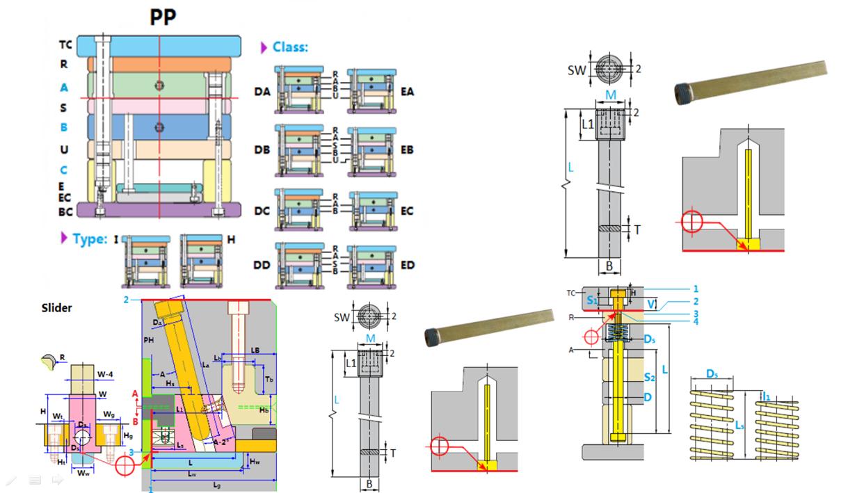 Mold_Base_Standard_Parts