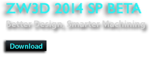 ZW3D 2014 sp download 3d cad programs