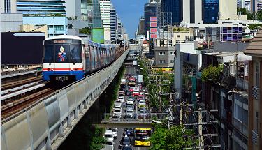 CH. Karnchang macht die Reise in Thailand schneller