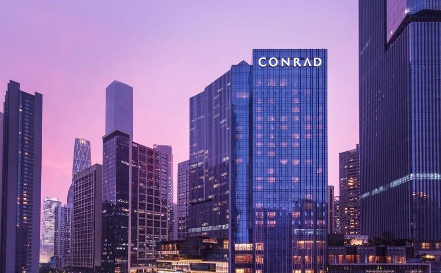 Main Venue for ZWorld 2019: Conrad Hotel