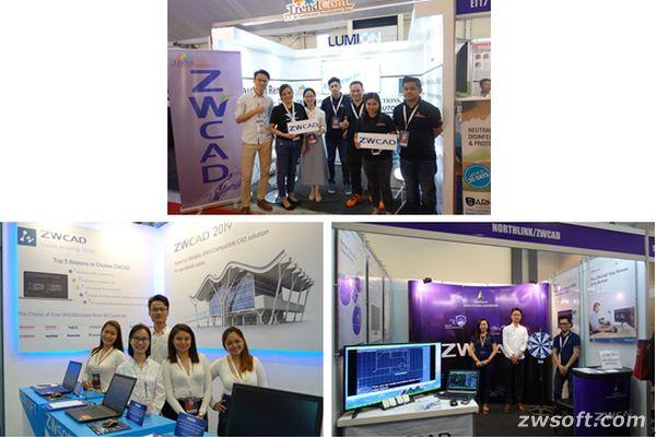 ZWSOFT Philippine Partners TrendCom, InfraSys and Northlink
