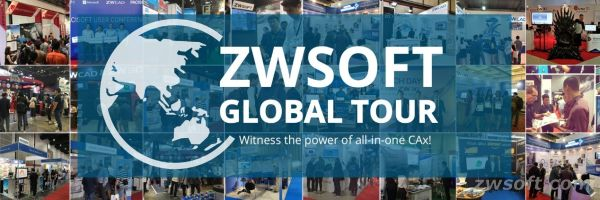 ZWSOFT Global Tour