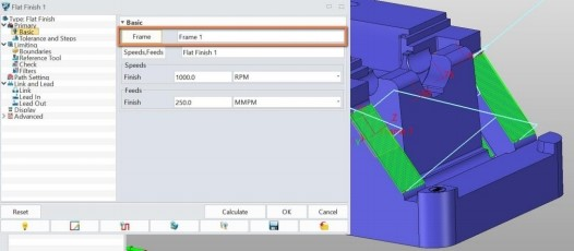 Figure 13. New in ZW3D 2018-Frame option in Flat Finish 3X operation.jpg