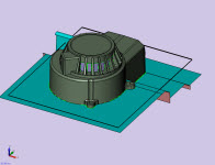 Split Mold Core & Cavity