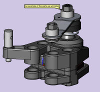 Detailing Mechanical Assemblies