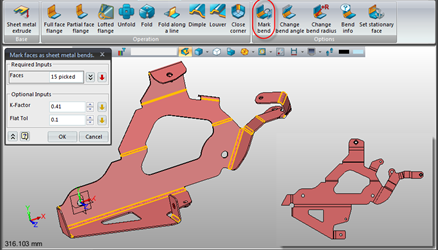 Introduction to Sheet Metal Design in ZW3D