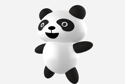 Happy CADing with ZW3D: How to Design a Panda