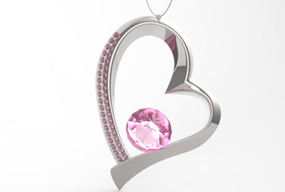 Happing CADing with ZW3D: Design a Valentines Gift for Sweetheart