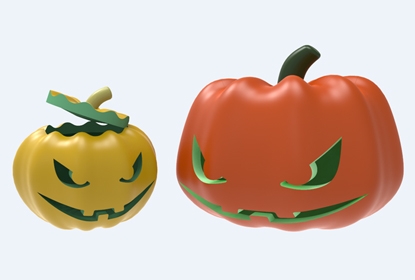 Happy CADing with ZW3D: Design a Halloween Pumpkin