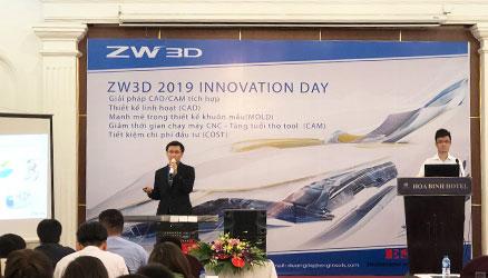 ZW3D and ESSV Co., Ltd. Held a Successful Seminar in Vietnam