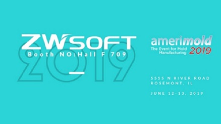 ZWSOFT will Attend Amerimold 2019 in America