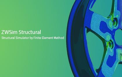 ZWSim Structural 2021: Structural Simulator by Finite Element Method
