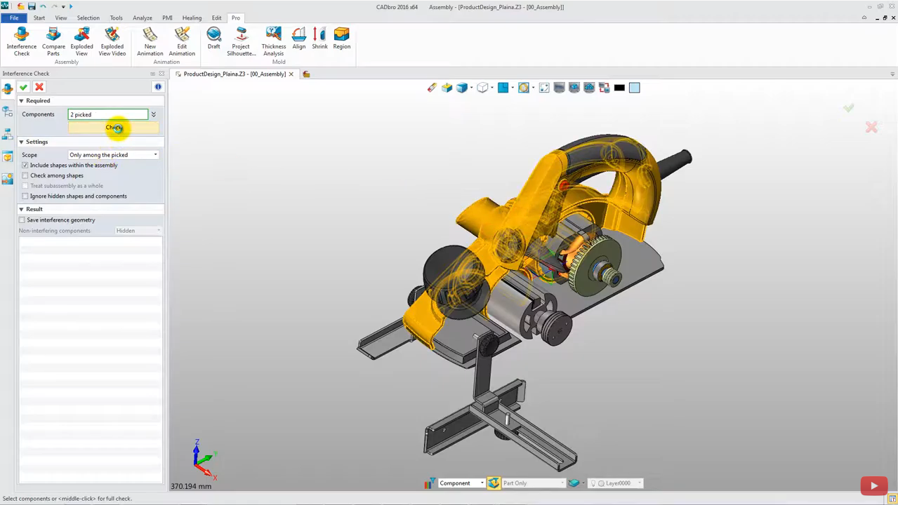 How to assemble & animate 3D model in CADbro