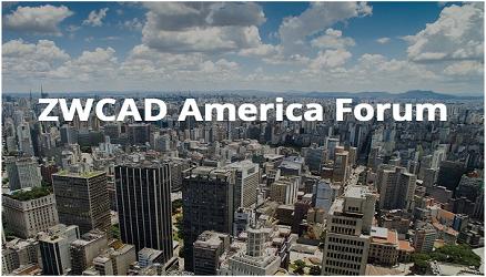 2018 ZWCAD Foro de América Se Está Acercando