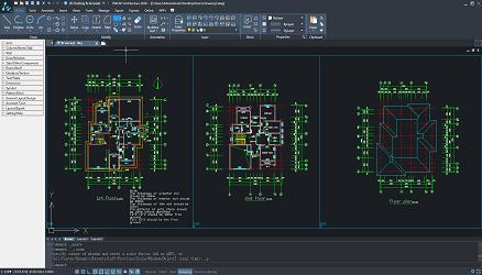ZWCAD Mechanical y Architecture 2018 SP2 Ya Están Disponibles