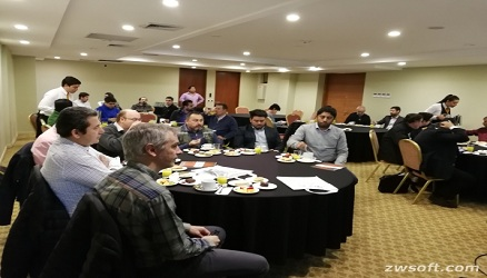 Seminario de ZWCAD en Chile: Mejor diseño industrial para la industria eléctrica