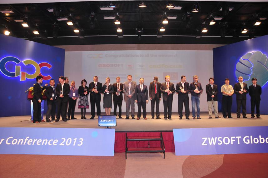 Concluyó con éxito la Conferencia de Socios Globales de ZWSOFT 2013