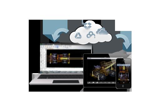 ZWCAD+ 2014 Beta: Flujos de trabajo en línea más inteligente