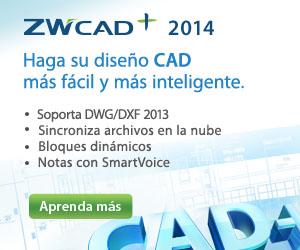 ZWCAD+ 2014 ya está disponible!