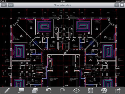 ZWCAD Touch V1.2.0, mayor compatibilidad y productividad móvil