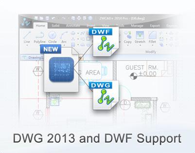 ZWCAD+ 2014: El Diseño Complejo CAD Se Vuelve Divertido y Facil