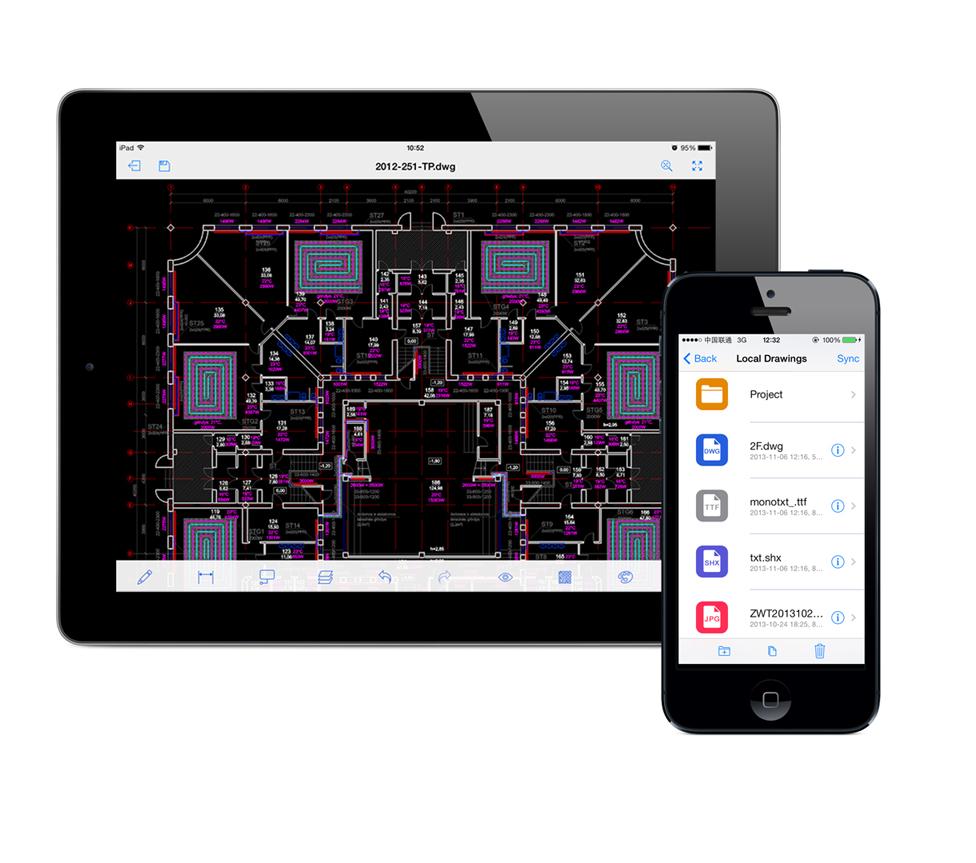 Se Lanza La Primera Aplicación CAD para iOS7