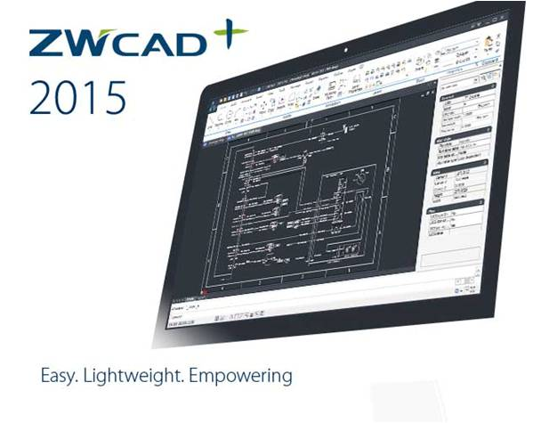 ZWCAD+ 2015 Extiende la Usabilidad en 3D y GIS
