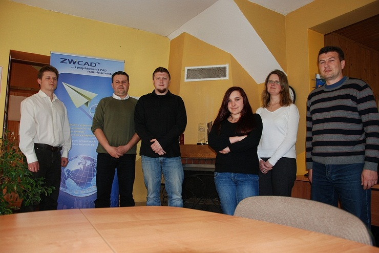 SZANSA Promove ZWCAD a una Nueva Altura en Polonia