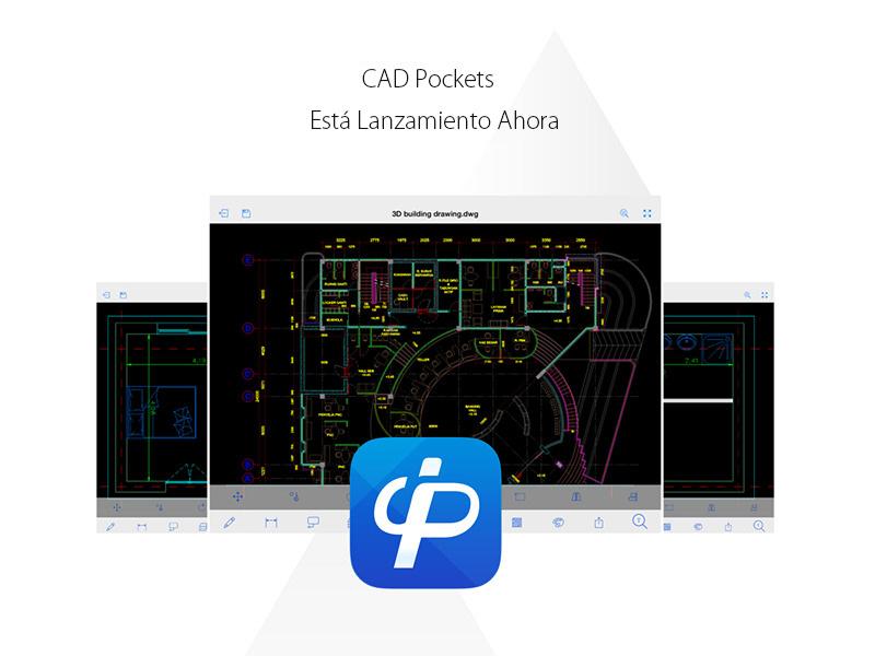 Rebranding: ZWCAD Touch ahora es CAD Pockets