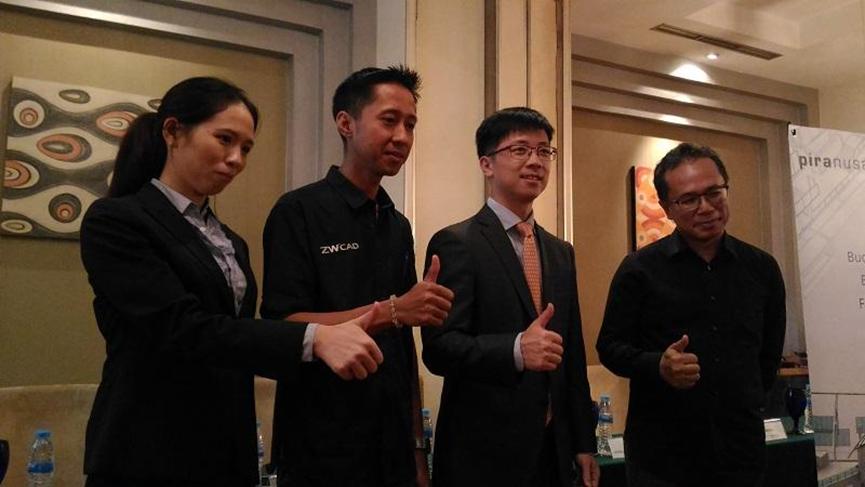 ZWCAD ayuda a mejorar la proficiencia de los estudiantes de arquitectura en Indonesia