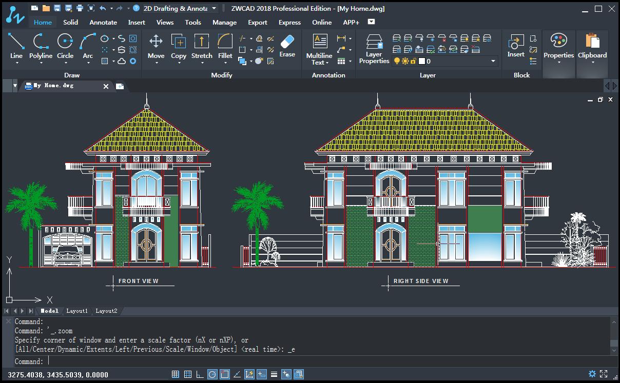 Lanzamiento de ZWCAD 2018 Beta: Diseño Totalmente Nuevo con Mayor Rendimiento