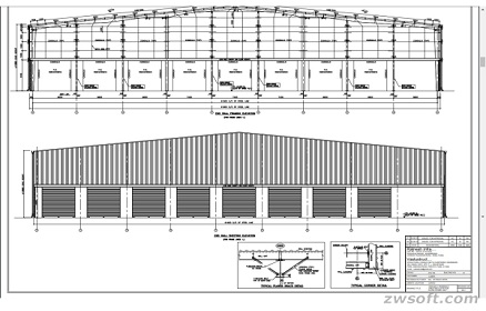 Diseño Estructural con ZWCAD: Colaborativo y Eficiente