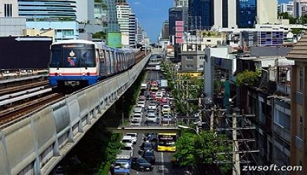 CH. Karnchang Rende Il Viaggio Più Veloce In Thailandia