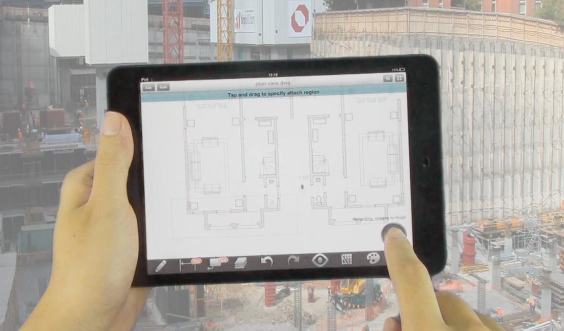 ZWCAD+2014に、CADとして「世界初」の音声注釈機能「スマートボイス」を搭載