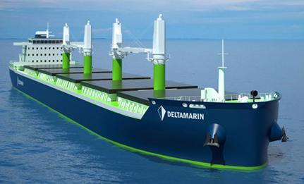 Deltamarinポーランド社はさらに効率的な船舶設計サービスの実現のためZWCAD+を導入しました