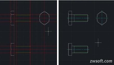 ZWCAD Mechanical và Architecture 2018 SP2 hiện có rồi