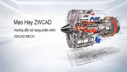 Meo Hay ZWCAD: Giới thiệu về công cụ tạo đường dựng hình (C-Line)