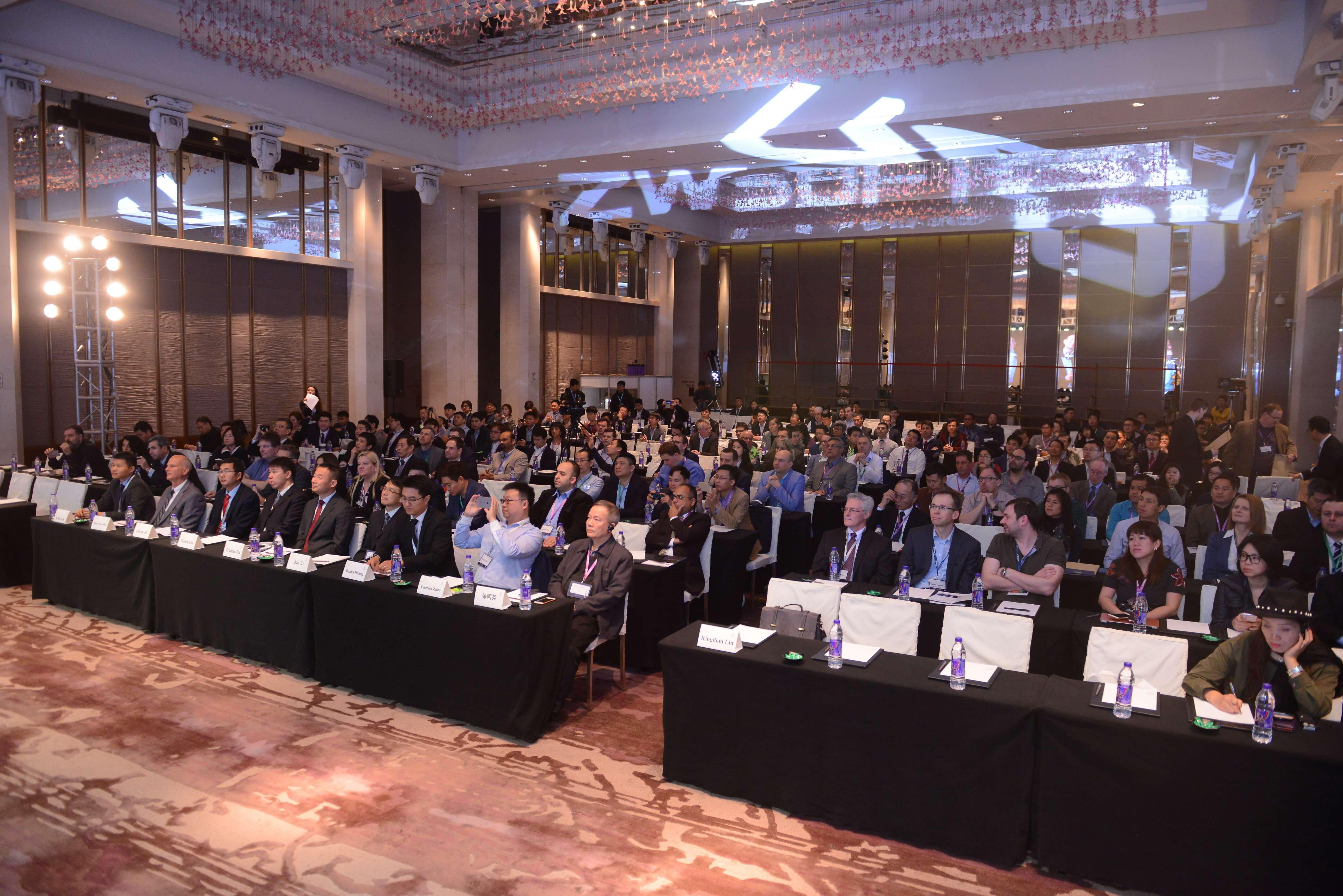 ZWSOFT tổ chức Hội Thảo Đối tác Toàn cầu 2017