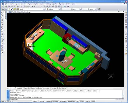 Professional CAD Software, ZWCAD 2009i Released in French Language!