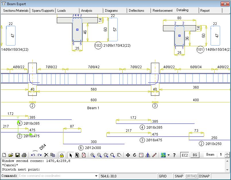 New structural design software for ZWCAD 2011