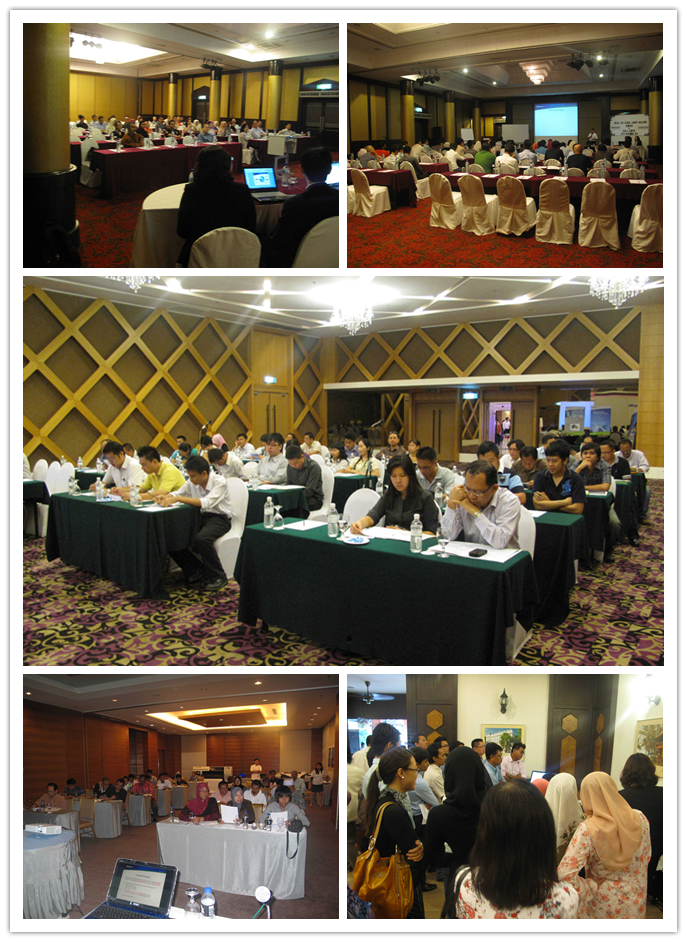 A Heroic and Triumphant Return from ZWCAD 2012 Launching Seminars in Malaysia