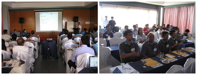 ZW3D 2012 Introductory Workshop Successfully Concluded
