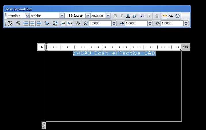 CAD design, text CAD