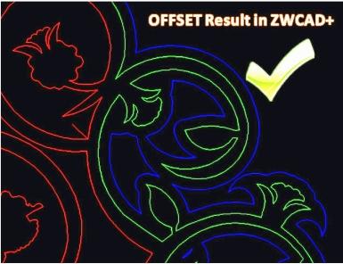 ZWCAD+ Mechanism Reconstruction Guarantees Quality