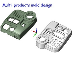 ZW3D 2012 SP2 Released with a More Efficient and Intelligent Mold Design Module