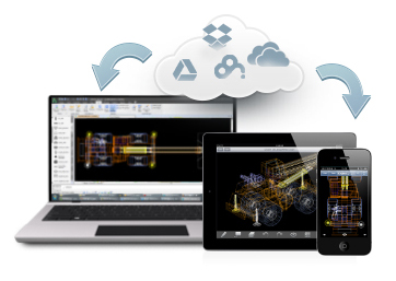 ZWCAD+ 2014 Beta Launched, with More Intelligent Online Workflow