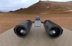 The Punisher Jet Vehicle