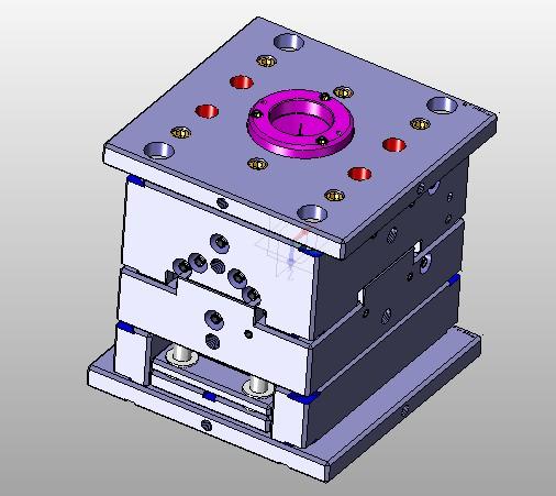 Mould Slider Mechanism
